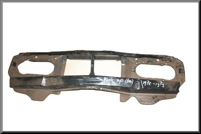Front panel upperpart Nissan Pick-up 620 1972-1979.