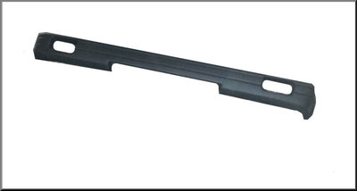 Rear bumper grey BMLC/ MG Metro 1985-1989.