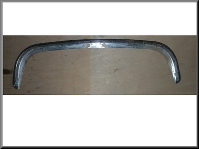 Front bumper with stripe Peugeot 204 1966-1976