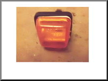 Side turnsignal Alfa 2000 Alfa 90 1973-1985/ A.33 1985-1990 / A.75