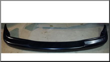 Front bumper black Mazda B2200 Pick-up since 1994
